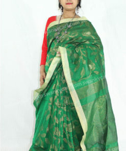 Handloom Swarnalata Silk Saree